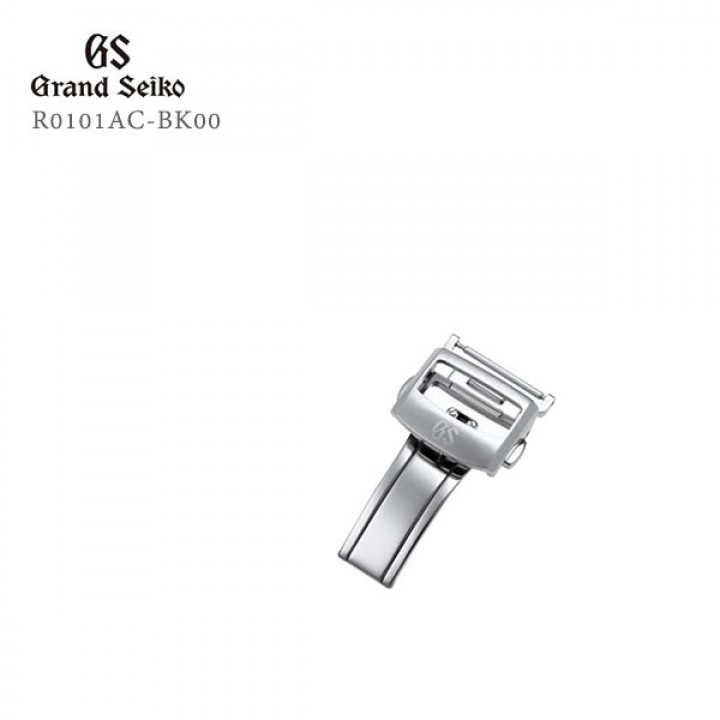 GRAND SEIKO CLASP 18MM R0101AC-BK00