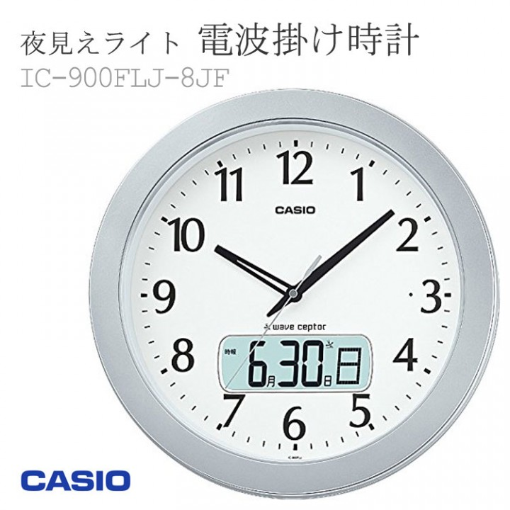 CASIO IC-900FLJ-8JF