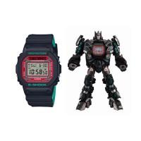 Casio G-Shock × Transformers Master Nemesis Prime Resonant Model DW-5600TF19-SET
