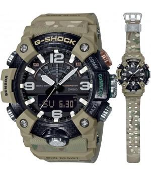 Casio G-Shock Mudmaster BRITISH ARMY Collaboration Model GG-B100BA-1AJR
