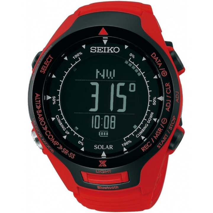 Seiko Prospex Alpinist Limited Model SBEL007