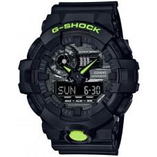 Casio G-Shock Digital Camo Face Series GA-700DC-1AJF