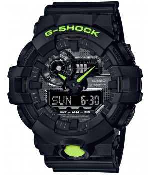 Casio G-Shock Digital Camo Face Series GA-700DC-1AJF
