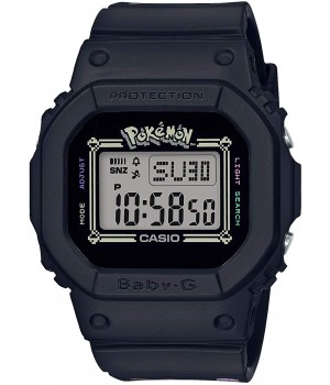 Casio Baby-G Pikachu Collaboration Model BGD-560PKC-1JR