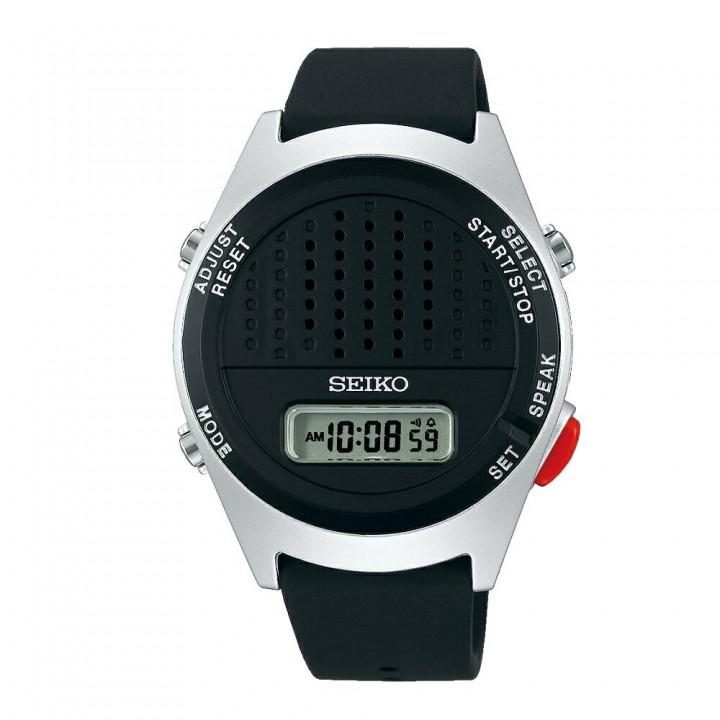 Seiko Audio Digital Watch SBJS015