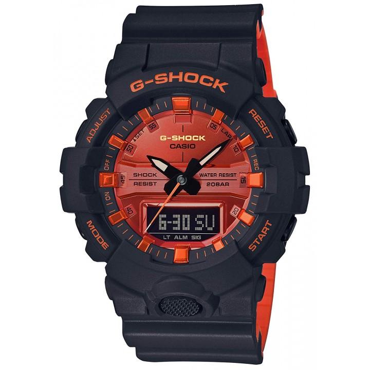CASIO G-SHOCK GA-800BR-1AJF