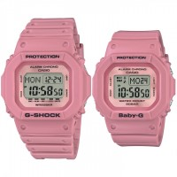 Casio G-Shock/Baby-G Pair LOV-18B-4JR