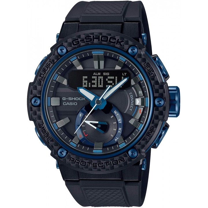 Casio G-Shock G-Steel Carbon Core Guard GST-B200X-1A2JF