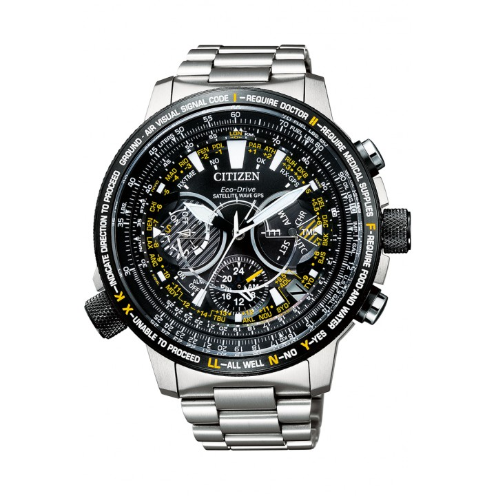 Citizen Promaster Sky Satellite Wave CC7014-82E
