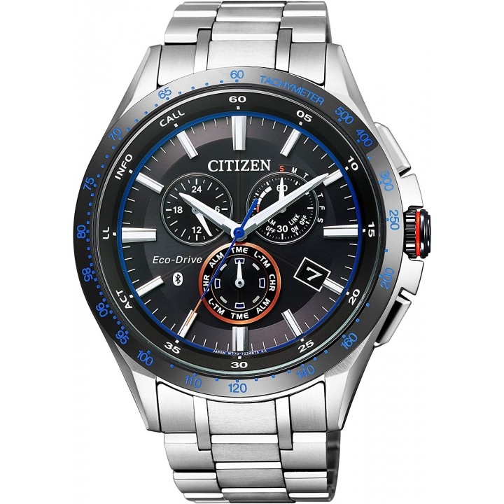 CITIZEN ECO-DRIVE BLUETOOTH BZ1034-52E