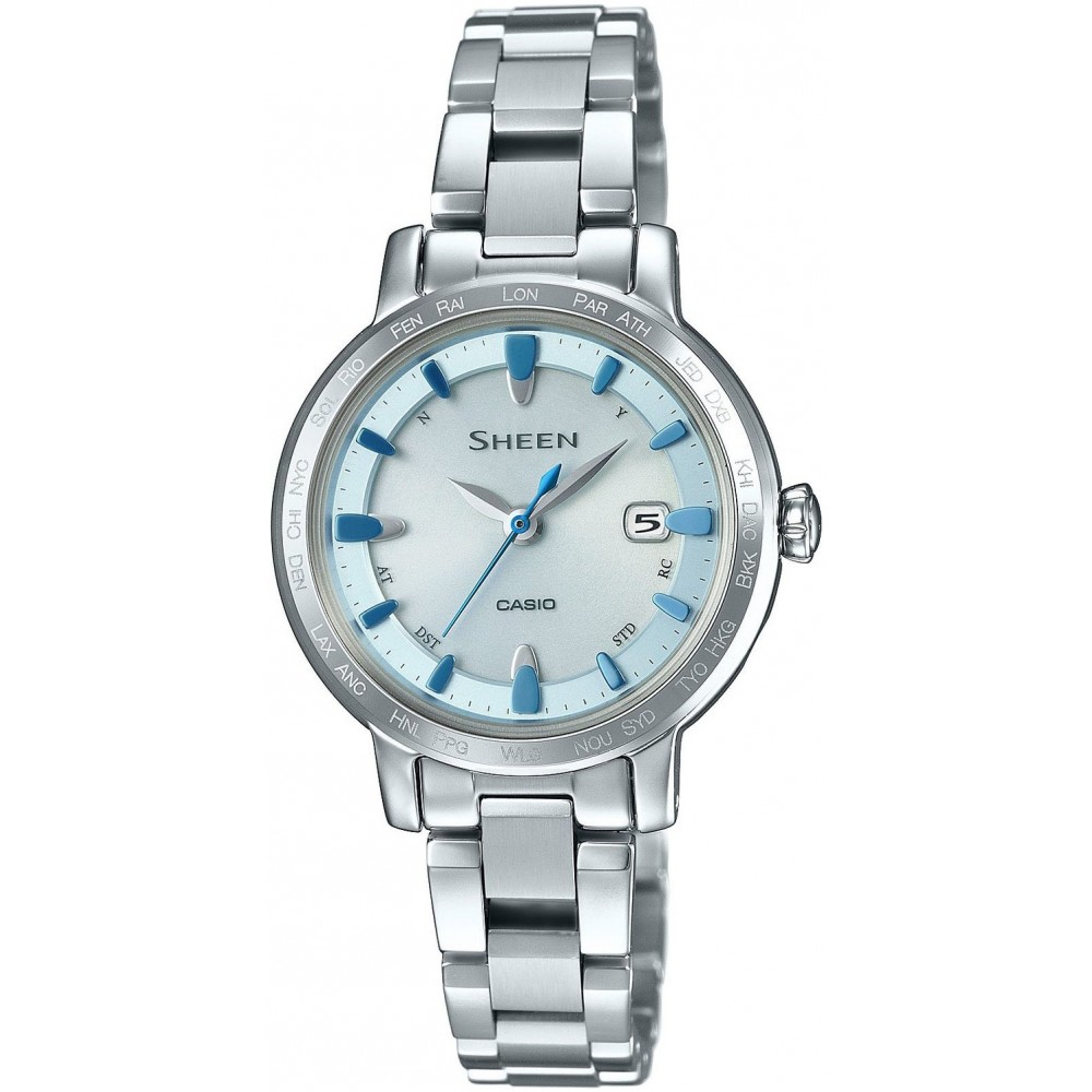 check out d9ac5 975ed CASIO SHEEN SHW-1900D-7AJF