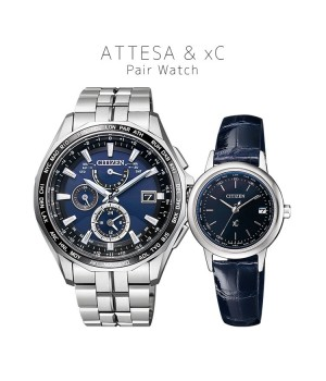 CITIZEN ATTESA/XC AT9090-53L/EC1140-01L