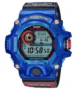 Casio G-Shock Master Of G Rangeman Love The Sea And The Earth GW-9406KJ-2JR