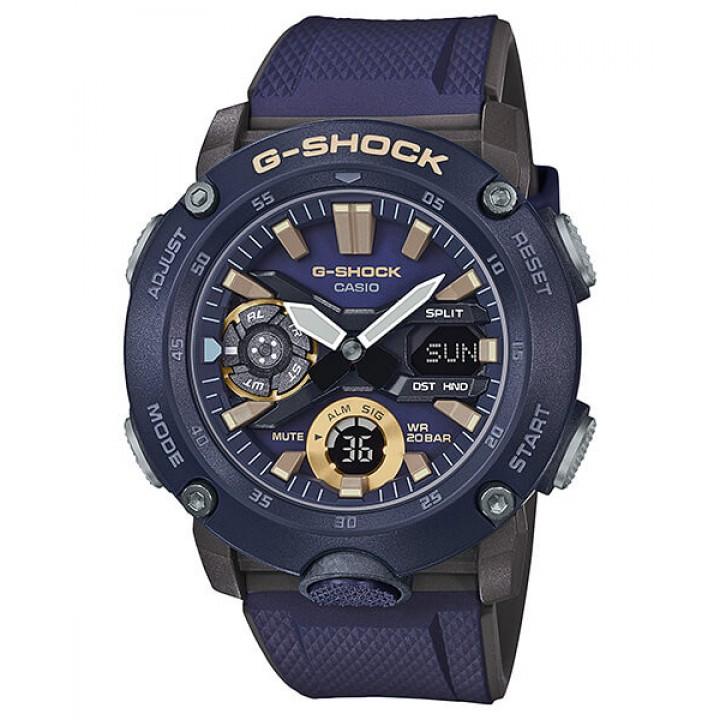 Casio G-Shock Carbon Core Guard Basic GA-2000-2AJF