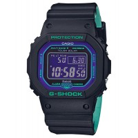Casio G-Shock BLACK & 90s Color GW-B5600BL-1JF