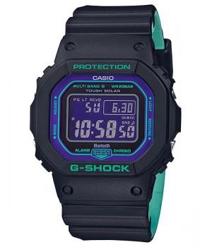 Casio G-Shock BLACK & 90s Color GW-B5600BL-1JF