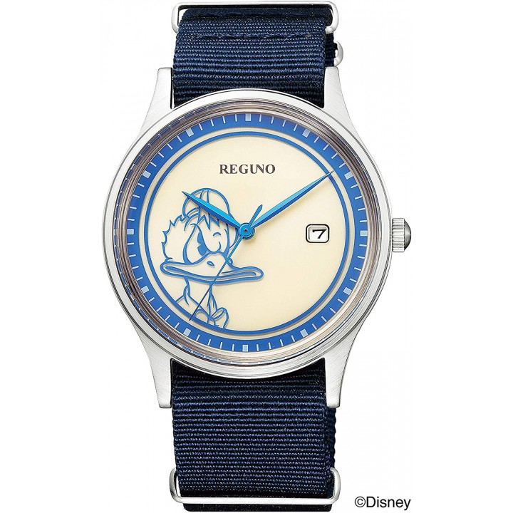 Citizen Reguno Donald Duck Limited Model KH2-910-90