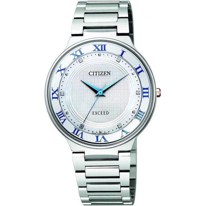 Citizen Exceed Something Blue Limited Model AR0080-66D