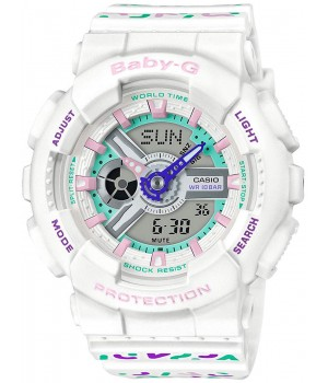 Casio Baby-G Geometric BA-110TH-7AJF
