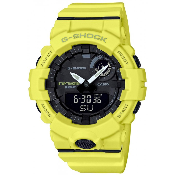 CASIO G-SHOCK G-SQUAD GBA-800-9AJF