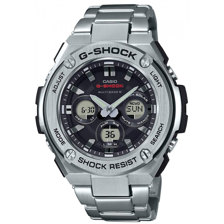 Casio G-SHOCK G-STEEL GST-W310D-1AJF
