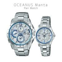 CASIO OCEANUS MANTA PAIR OCW-S4000F-7AJF/OCW-S350F-7AJF