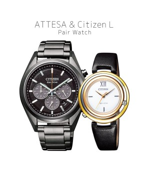 CITIZEN ATTESA/CITIZEN L CA4394-54E/EM0656-23A