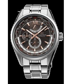 Orient Star GMT World Time WZ0081JC