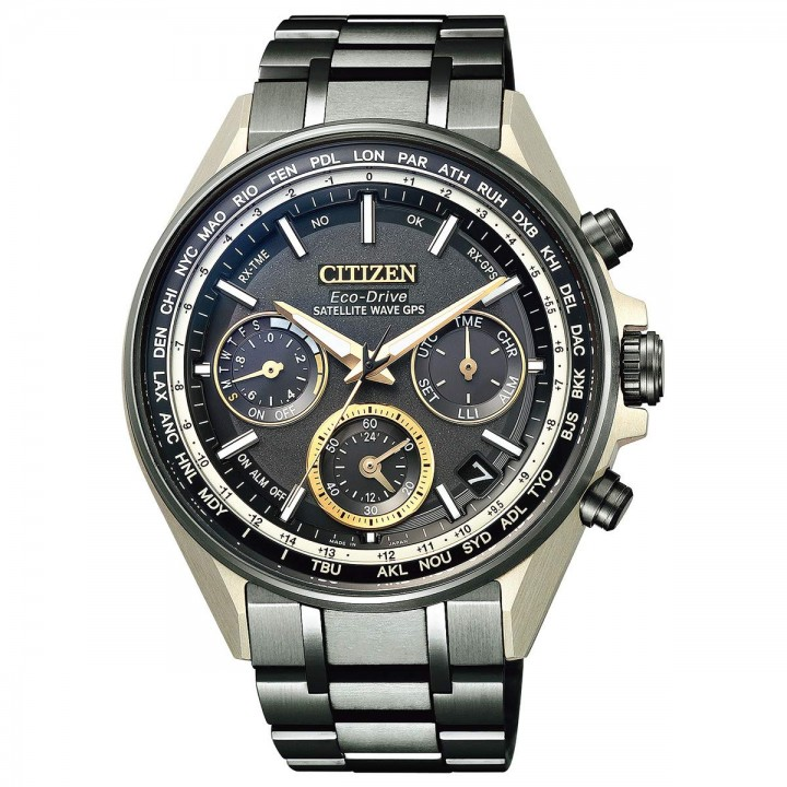 Citizen Attesa Limited Model CC4004-66E