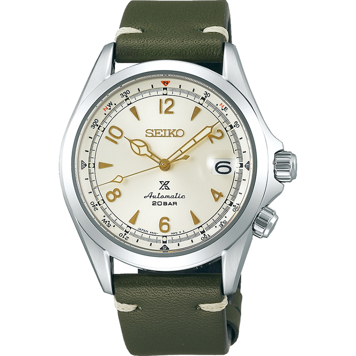 Seiko Prospex Alpinist Limited Model SBDC093