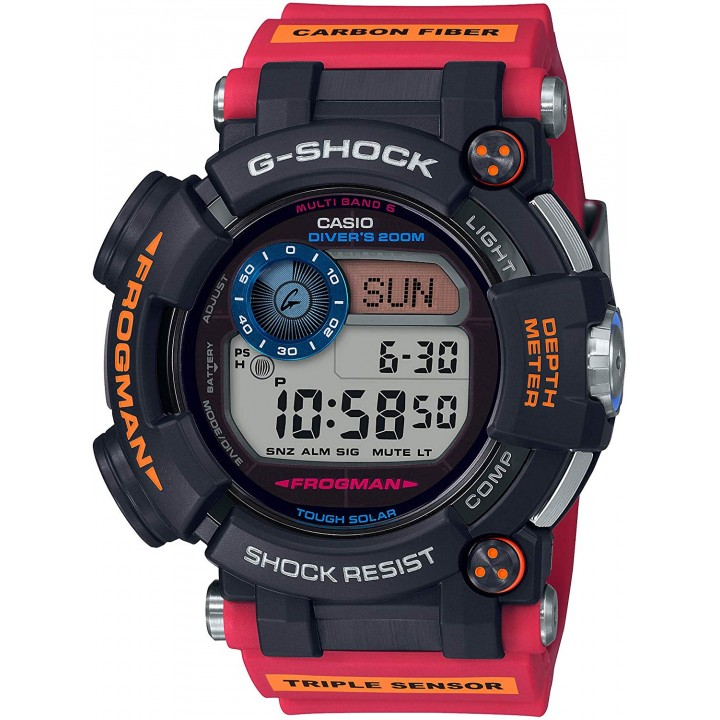 Casio G-Shock Master Of G Frogman Antarctic Research ROV Collaboration Model GWF-D1000ARR-1JR