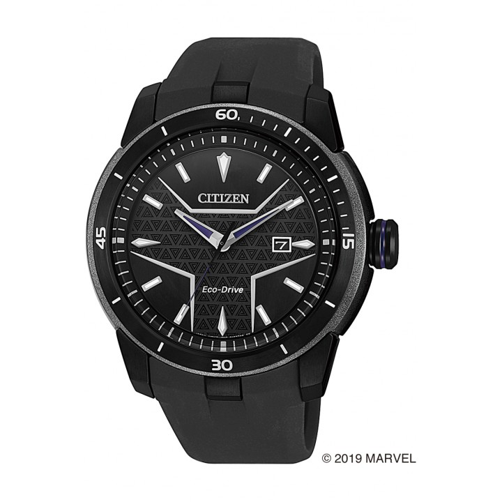 Citizen Collection Black Panther Marvel Special Model AW1615-05W
