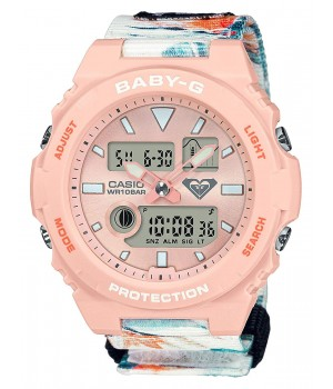 Casio Baby-G ROXY Collaboration Model BAX-100RX-4AJR