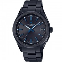 Casio Oceanus Classic Line All Black IP OCW-T200SB-1AJF