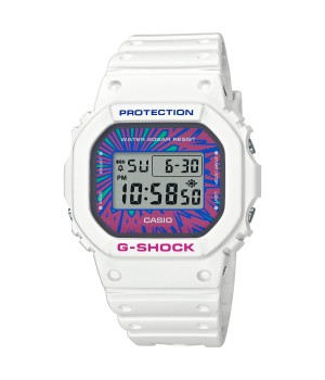 Casio G-Shock Psychedelic Multi Colors DW-5600DN-7JF