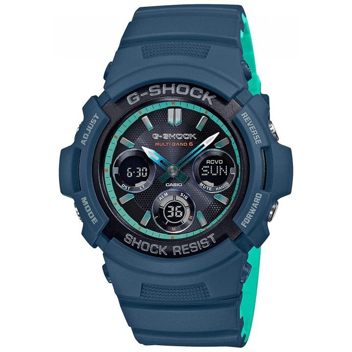 CASIO G-SHOCK AWG-M100SCC-2AJF