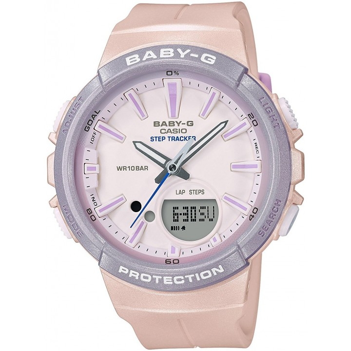 Casio BABY-G FOR RUNNING BGS-100SC-4AJF