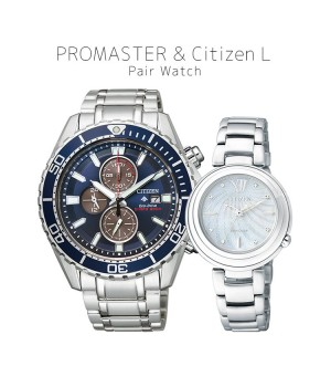 Citizen PROMASTER/Citizen L CA0710-91L/EM0338-88D