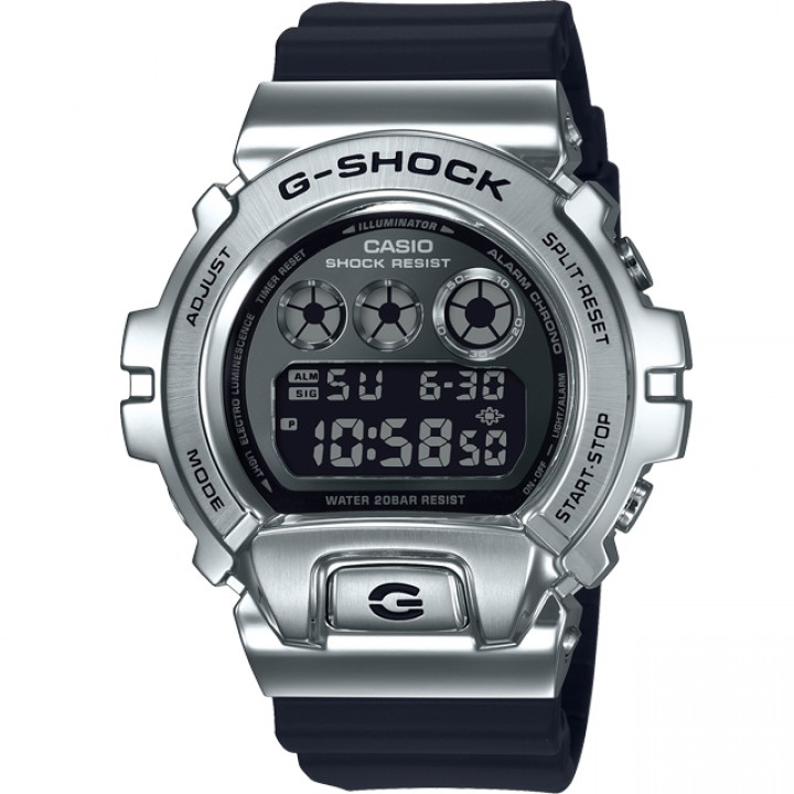 Casio G-Shock Metal Bezel GM-6900-1JF