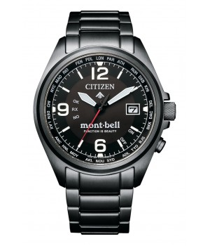 Citizen Promaster × mont-bell Collaboration Limited Model CB0177-58E