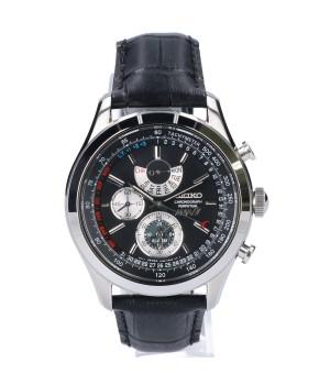 Seiko x ANA Quartz Chronograph Perpetual SZEZ001