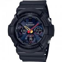 Casio G-Shock Black × Multi Color Accent Neo Tokyo GAW-100BMC-1AJF