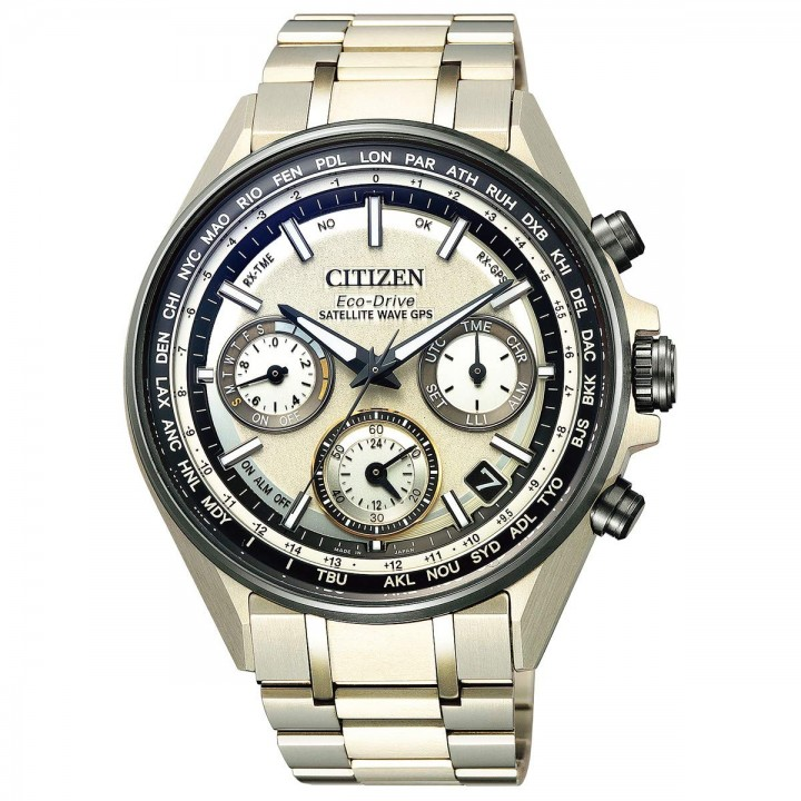 Citizen Attesa Limited Model CC4004-66P