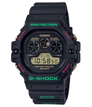 Casio G-Shock Throwback 1990s Winter Premium DW-5900TH-1JF