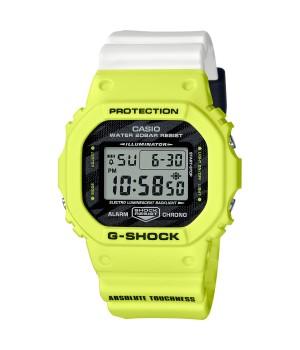 Casio G-Shock Team G-SHOCK&Athlete DW-5600TGA-9JF