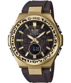 Casio Baby-G G-MS Love The Sea And The Earth Wildlife Promising Collaboration Model MSG-W200WLP-5AJR