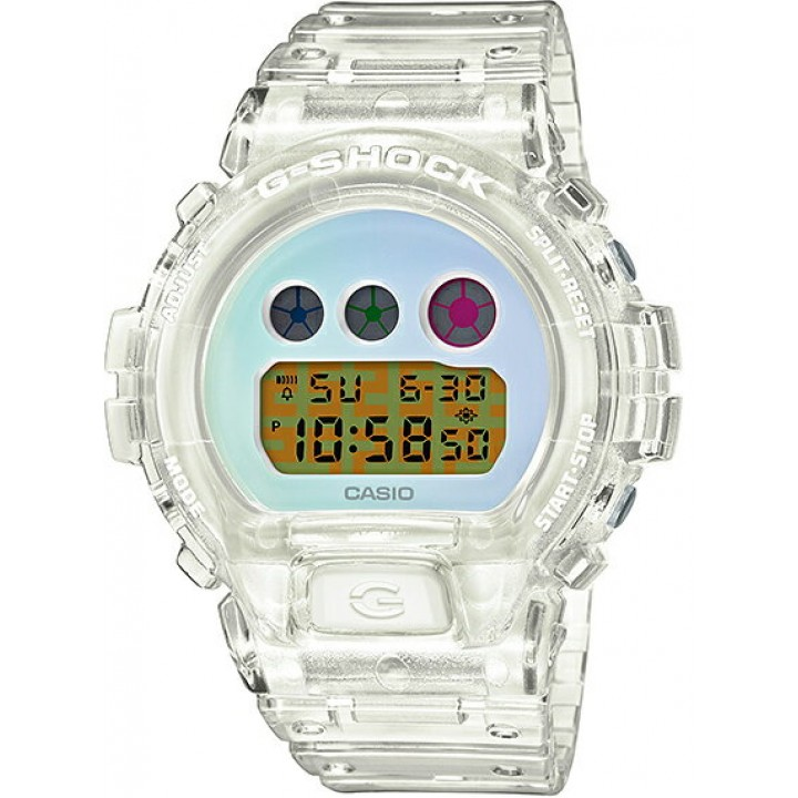 Casio G-Shock 25th Anniversary Model DW-6900SP-7JR