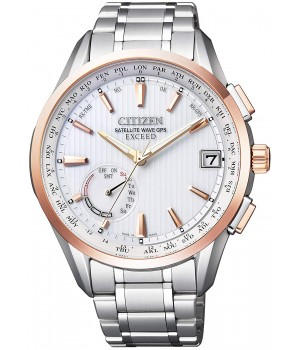 CITIZEN EXCEED GPS CC3054-55B