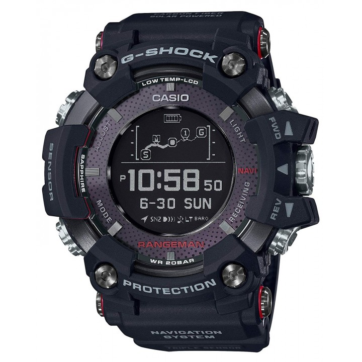 CASIO G-SHOCK BLUETOOTH GPS GPR-B1000-1JR