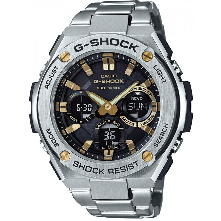 Casio G-SHOCK G-STEEL GST-W110D-1A9JF